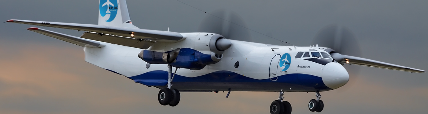 Airlink Aviation Antonov An-26